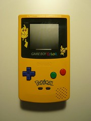 game boy(1.0), yellow(1.0), video game console(1.0), handheld game console(1.0), gadget(1.0),