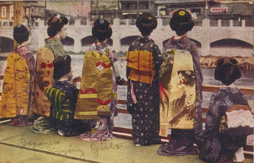 Singing Geishas