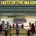 Taste of the Majors