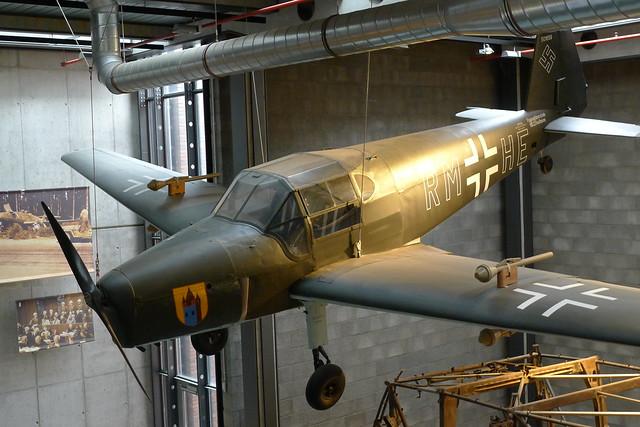 Bücker Bü 181C-2