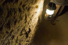 Maastricht - Marl / Marlstone / Clay in the Sint Pietersberg Caves / Mines