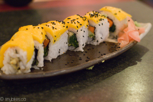 Kishu Sushi: mango roll | Flickr - Photo Sharing!