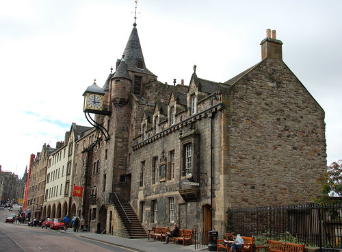 Edinburgh: Tolbooth