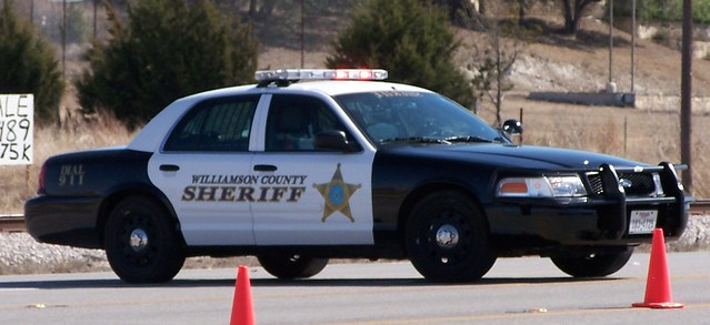 Williamson County, TX Sheriff