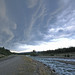 Storm over Swiftcurrent Creek