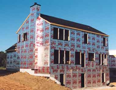 Thermo ply sheathing