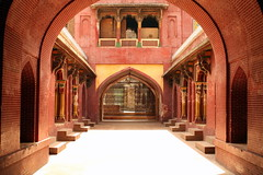 @ Entrance Wazir Khan Mosque Lahore