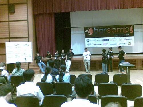 BarCamp Phnom Penh