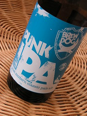 Week 5-52 Beers, BrewDog, Punk IPA, Scotland