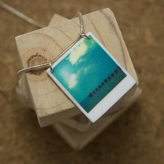 Lake Michigan Necklace