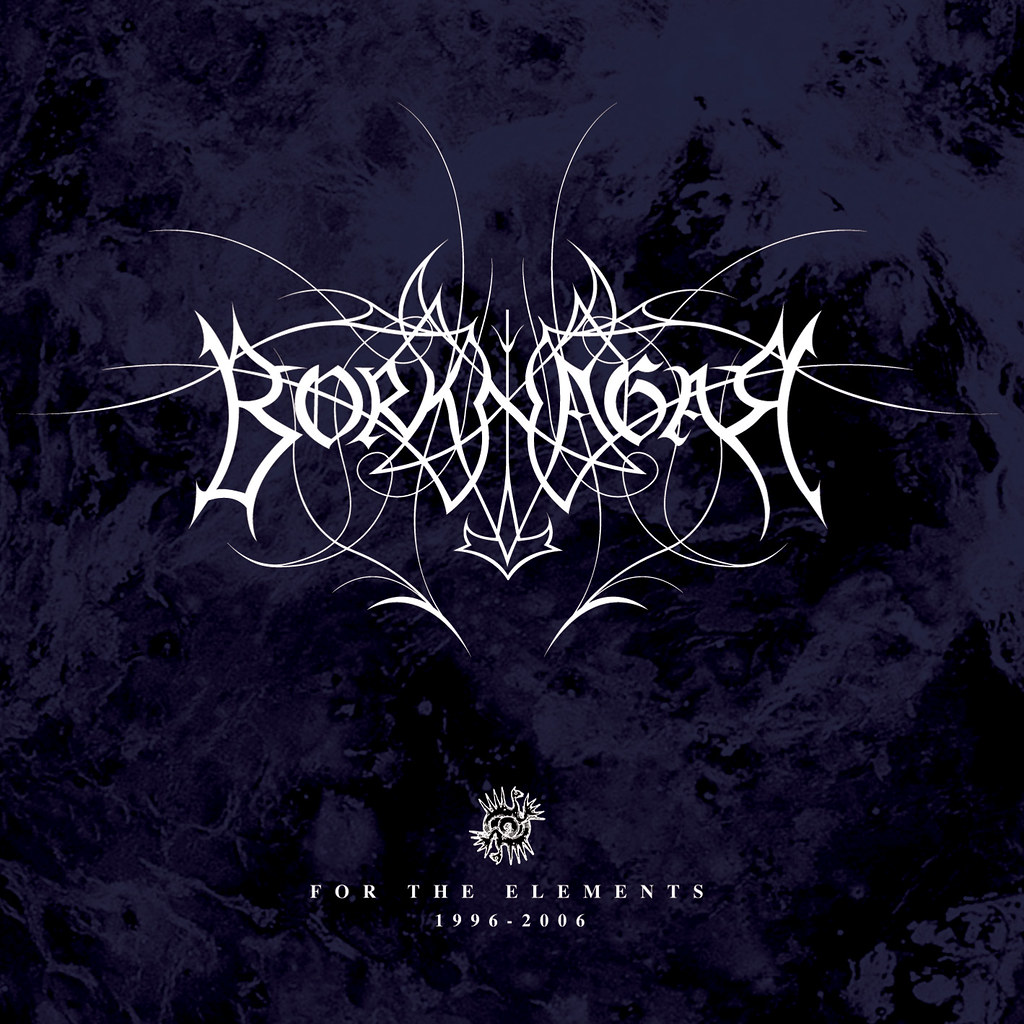 Borknagar - For The Elements 1996-2006