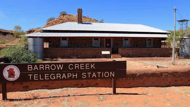 Barrow Creek Telegraph Station