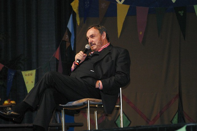 John Rhys-Davies - Photo Set