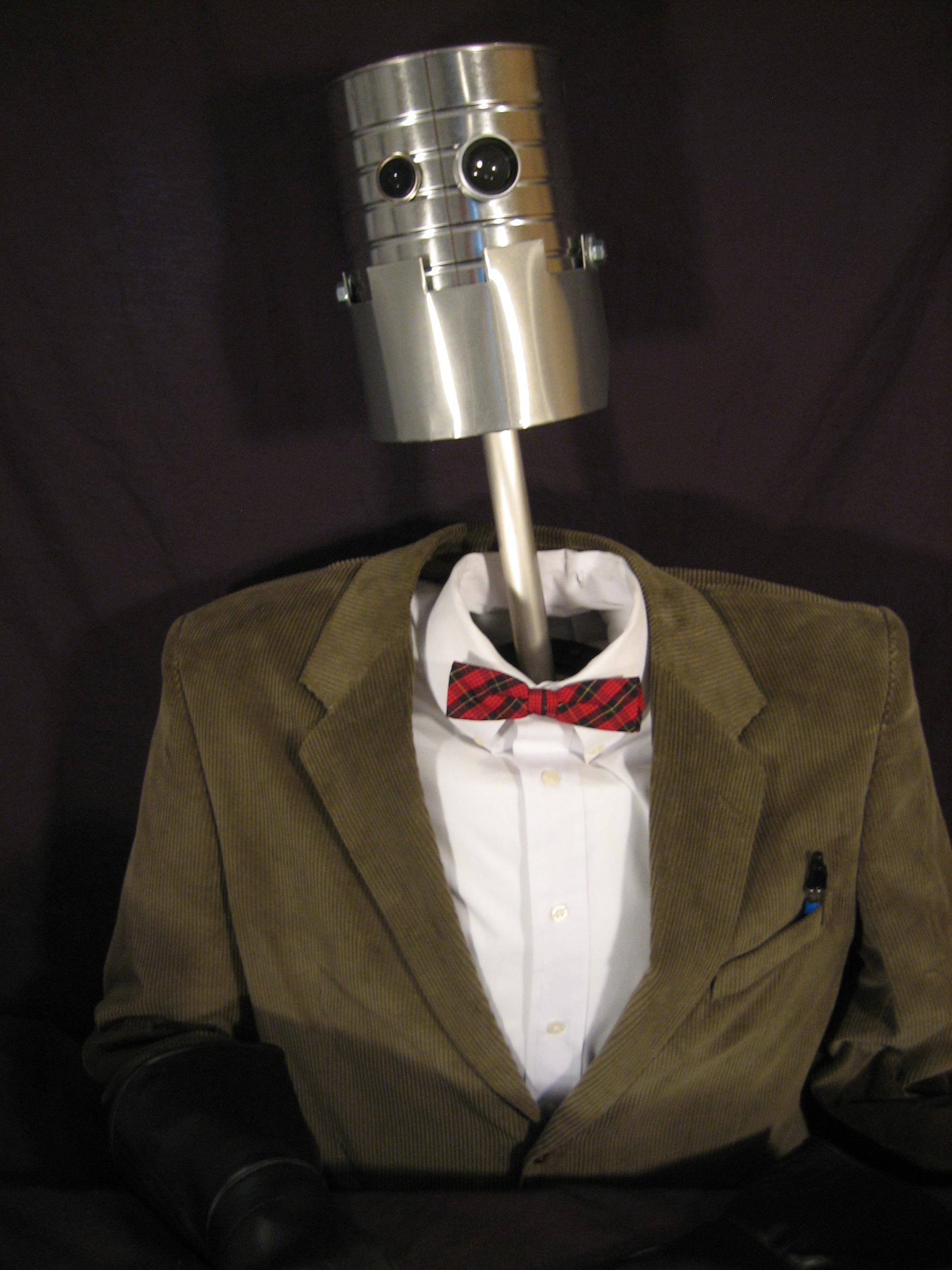 Dr. Robot Head w/ Bitey