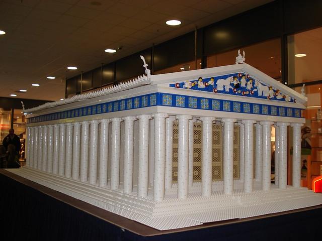 Lego Akropolis