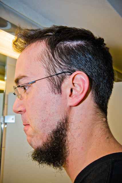 Bandana beard