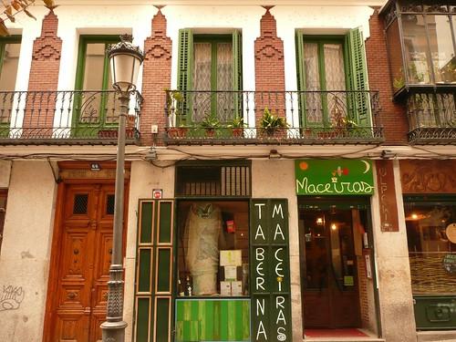 Restaurante taberna maceira en madrid for Cocina gallega en madrid