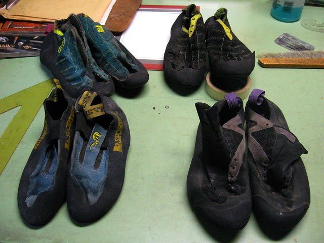 Best Climbing Shoes For Big Feet And Heavy Person