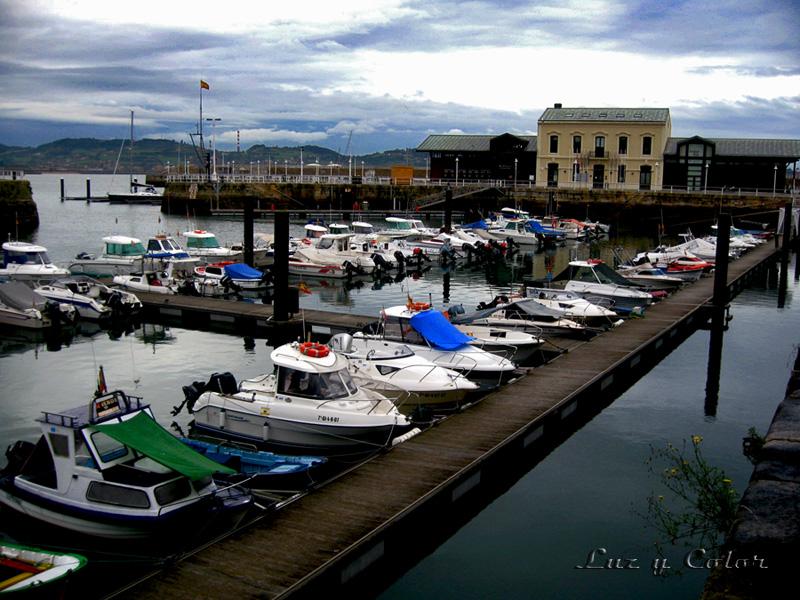 Paisajes puerto deportivo de gijon asturias - Puerto deportivo gijon ...