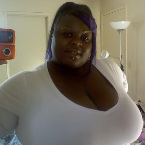 chubby ebony slut is taking part in sensational threesome  302244