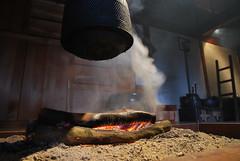 20081206 Magome 06 (Japanese fireplace)