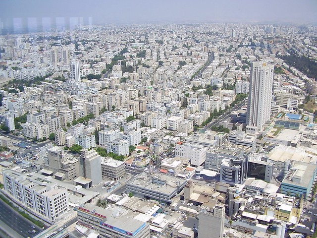 Tel_Aviv_East_The_White_City