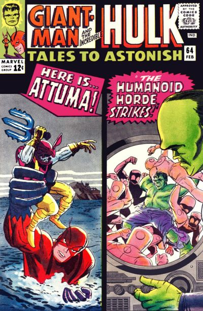 Tales to Astonish 064