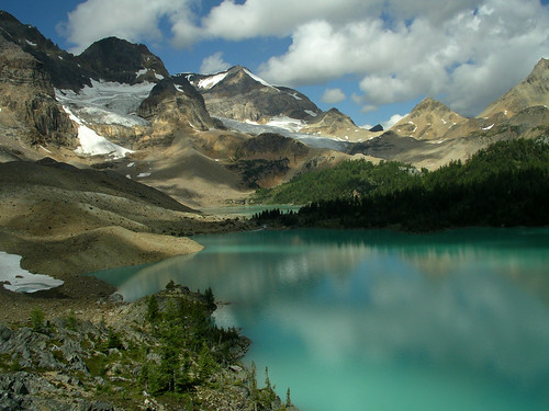 Dunbar Lakes, Purcell Mountains, B.C., Canada