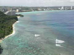 タモンベイ・ビーチ Tumon bay Beach,Guam