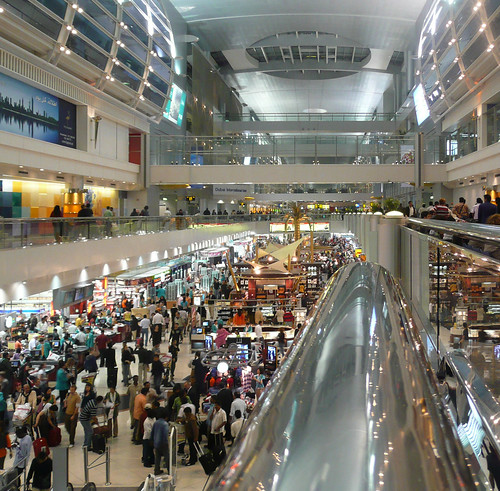 3am, Dubai Airport