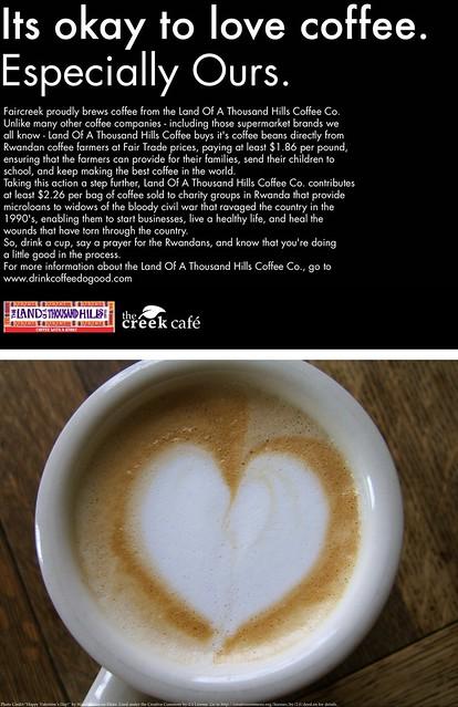 Faircreek Coffee Poster (Revision 2)