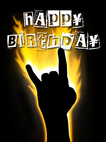 С днем рождения, drozd !!!