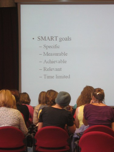 Change from SMART goals to SMART practices (Credits: Simon Webster / FlickR)