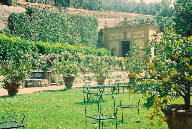Villa Medici Di Fiesole Flickr Photo Sharing