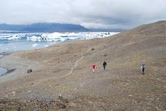 Iceberg Lagoon at Jökulsárlón