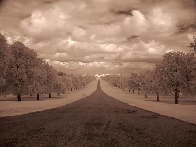 infrared long walk windsor