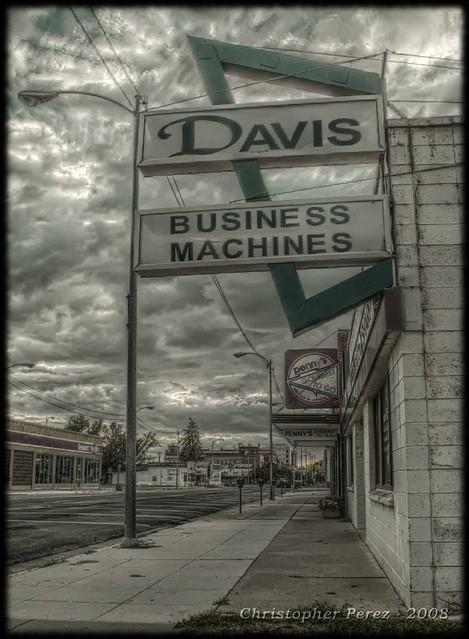 Great Falls, Montana - David Business Machines