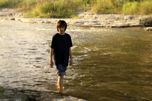 ontario canada water river nathan time fb sony shore wade alpha dslr glimmer a300 porthope ganaraska sonydslra300 nowandhere davidfarrant