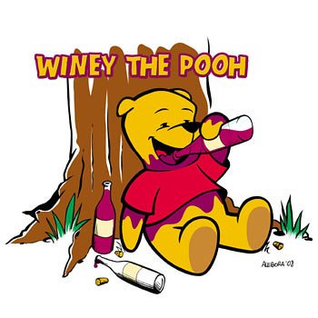 winey the pooh