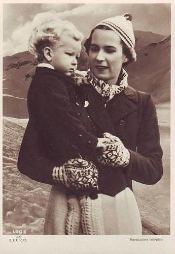 King Umberto II (1904-1983)  and Queen Maria José (1906-2001) 2904667118_2495a52208
