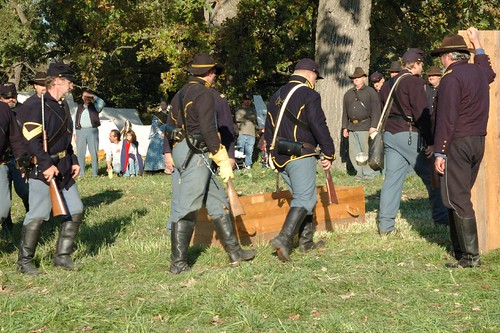 illinois war view body farm traitor casket days civil coffin 8th cavalry regiment minooka dollinger