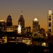 Philadelphia skyline from BFB