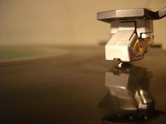 K9 cartridge of linn sondek turntable