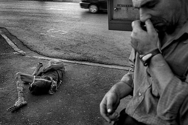 Street photography by felix lupa the decisive moment in street photography