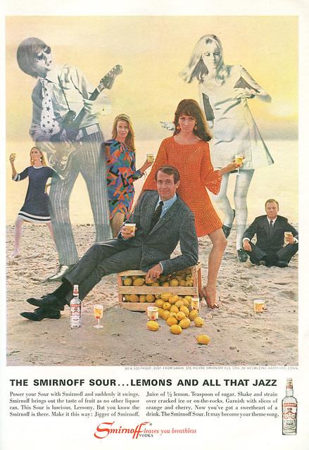Smirnoff - 1967