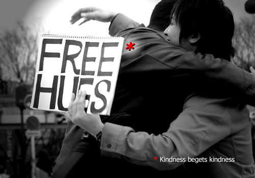 The Free Hugs Day