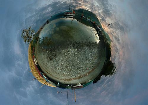 ullswater Polar projection