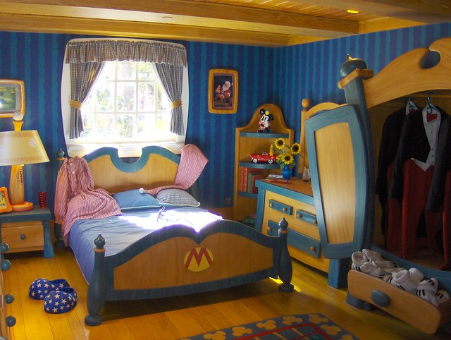 Image Result For Mickey Mouse Bedroom