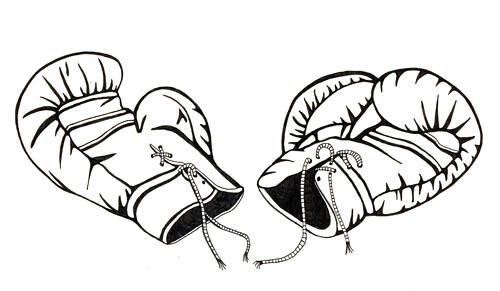 Boxing Gloves Flickr Photo Sharing