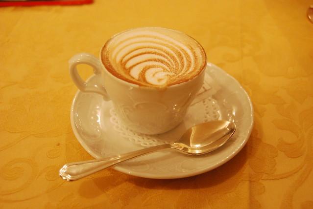 Cafe Milano Forest Avenue Menu